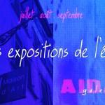 LES EXPOSITIONS DE L'ETE recto